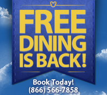 2015Free Dining is Back!